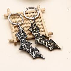 Metal Batman Key Chain - free shipping worldwide
