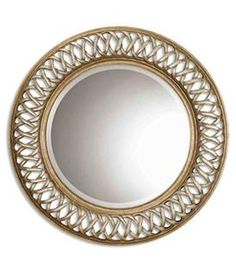 Round Mirrors Collection
