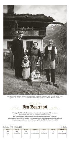 Menschen und ihre Geschichten · Am Bauernhof