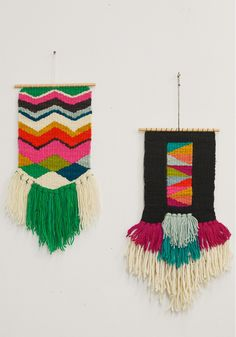 Tapestry Weaving by Natalie Miller
