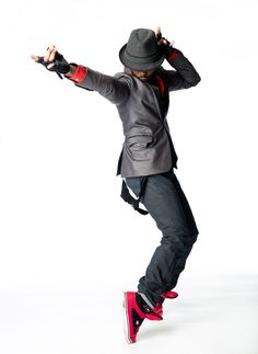 Thomas Demauriea Goward is the coolest hip hop dancer! He's also a model and an actor. http://www.tanyaconstantine.com/dance-movement-san-francisco