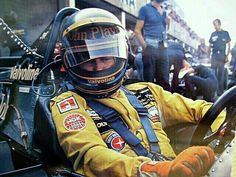 Ronnie Peterson - Monza 1978