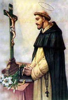 Saint Dominic, Samana, Catholic Saints, Religion, Spirituality, Faith, Painting, Vintage, Collage