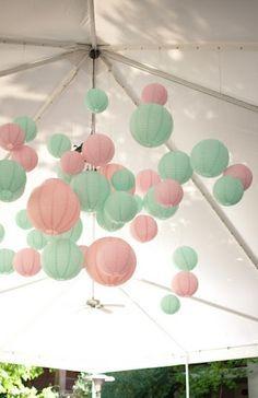 Ceiling  balls