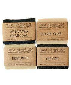 Manly Man Soap Set | Gifts for Men | Real Simple Mobile