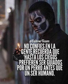 Joker Quotes, Men Quotes, Life Quotes, Spanish Inspirational Quotes, Spanish Quotes, Narcos Quotes, Quotes En Espanol, Smart Quotes, Millionaire Quotes