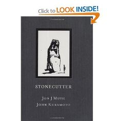 Stonecutter by John Kuramoto and Jon J. Muth. This book will make you think as a man contemplates how he can gain more power. Based off of a Chinese folktale.