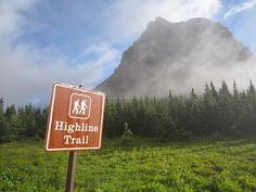 Highline Loop at Glacier National Park, Montana | 21 Totally Breathtaking Trails To Hike Before You Die