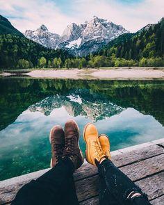 #travelgoals at beautiful Slovenia with @barasedlakova #fotimgalaxy #galaxygrapher . . . . . #ifeelslovenia #slovenia #exklusive_shot #roamtheplanet #welivetoexplore  #collectivelycreate #lastingvisuals #goneoutdoors #artofvisuals #neverstopexploring #exploretocreate #beautifuldestinations #mountainsphoto #welltraveled #dnescestujem #discoverearth #majestic_earth_ #stayandwander #awesomeglobe #discoverglobe #awesome_earthpix #insta_svk #folksouls #igerscz #iglifecz #earthofficial…