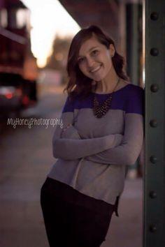Girl model senior photography