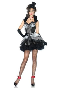 BLACK GREY QUEEN OF DARKNESS 2 PIECE COSTUME OUTFIT @ Amiclubwear costume Online Store,sexy costume,women's costume,christmas costumes,adult christmas costumes,santa claus costumes,fancy dress costumes,halloween costumes,halloween costume ideas,pirate co
