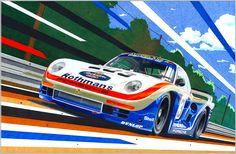 Porsche 961...