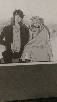 Maximum Ride manga book 9, just an adorable Max and Fang moment.