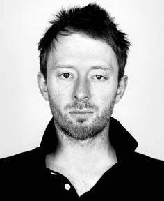 Thom Yorke - Radiohead   [fangirl screams internally]