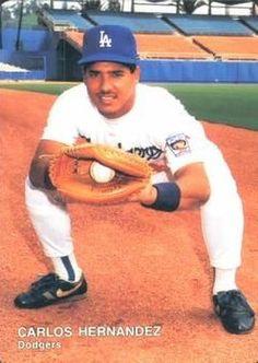 Carlos Hernandez Los Angeles Dodgers
