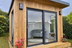 Gallery | Insulated Garden Rooms | Outside In Summer Houses Uk, Insulated Garden Room, Outdoor Garden Rooms, Gym Room, Garden Office, Shed, Therapy, Outdoor Structures, Windows