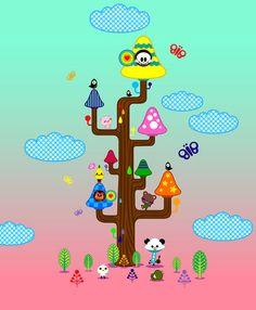 """Funghi Magic"" by Tado"