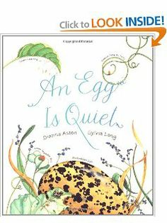 Great book for a unit on Oviparous animals.