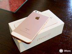 Love IPhone SE new !! #Iwantone #amazing #rosegold