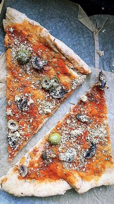 Vegprojekt: Špaldová pizza / Spelled pizza Base Foods, Plant Based Recipes, Vegetable Pizza, Vegan Recipes, Vegetables, Plant Based Meals, Veggies, Vegetable Recipes, Vegan Dinner Recipes