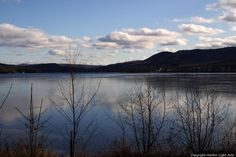 Mascoma Lake in Lebanon, NH