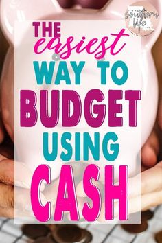 Using the cash envelope system to budget your money is an easy way to control your finances. The cash envelope method helps you learn that when your money is gone it's gone which stops overspending. #budget #money #cashenvelopesystem #cashenvelopes #moneysavingtips #savingmoney #savingmoneytips