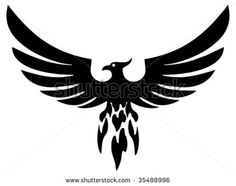 50 ideas phoenix bird pictures image stock photos for 2019 Phoenix Bird Images, Phoenix Bird Tattoos, Bird Pictures, Pictures To Draw, Drawing Pictures, Black Bird Tattoo, Tattoo Bird, Love Birds Painting, Bird Sketch