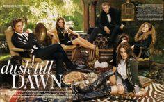 Twilight 'Dusk Til Dawn'   {Robert Pattinson, Nikki Reed, Kellan Lutz, Rachelle Leferve, Kristen Stewart}