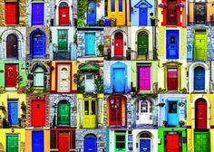 Ravensburger Doors of the World Jigsaw Puzzle