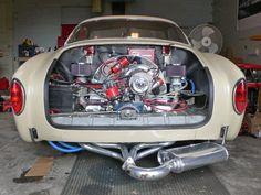Karmann Ghia engine