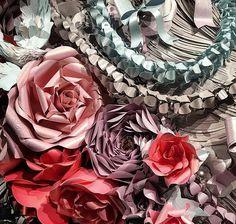 Sotheby's Royal & Noble | Zoe Bradley | Paper Art