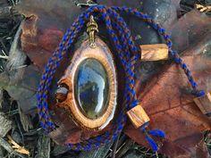 Wooden pendant/ wood jewelry/ wooden by OKAVARKpendants on Etsy