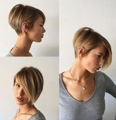 34 Latest Long Pixie Cuts You'll Love for Summer 2019 - Short Pixie Cuts Long Pixie Pixie haircut came into vogue back in when Audrey Hepburn appeared on the screens in the movie Roman Holiday. Thin Hair Haircuts, Bob Hairstyles For Fine Hair, Short Pixie Haircuts, Curly Hair Cuts, Short Hair Cuts, Hairstyles Haircuts, Long Bob Fine Hair, Short Thin Hair, Medium Haircuts