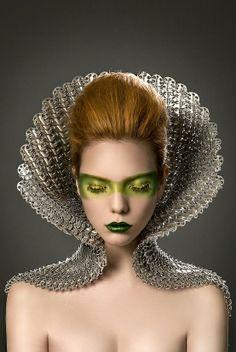 Futuristic Queen.