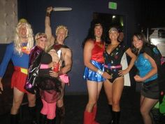 Best places to shop in Reno for the 7th annual Superhero Crawl - Saturday July 13th.