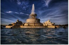 Detroit Art, Detroit Michigan, Custom Framing, Statue Of Liberty, The Good Place, Fountain, Amazing, Places, Travel