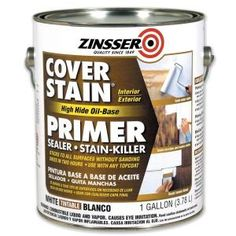 use to prime furniture. no sanding?