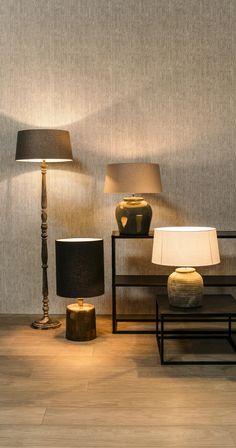 City Loft | luxe vloerlampen | Luxury floorlamps | KARWEI 9- 2017