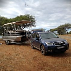 #Yamaha #subarusa Back in Jozi, great trip on Inanda, thanks to Yamaha, Subaru and Msinsi for the support for Specimen Carp angling.