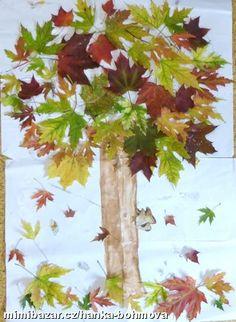 Další tři tipy na dětské hraní Diy And Crafts, Arts And Crafts, Leaf Art, Autumn, Fall, Techno, Art Projects, Cool Designs, Rainbow