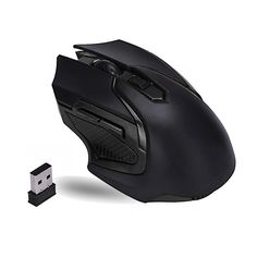 Gaming Mouse 2.4GHz 3200DPI Wireless Optical Gaming Mouse Mice For Computer PC Laptop Drop Shipping Wholesale #Affiliate