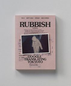 Rubbish | Graphic Feed | Pinterest