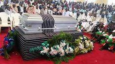 Photos from the Funeral of Paramount ruler of Tivland, Alfred Torkula - http://www.thelivefeeds.com/photos-from-the-funeral-of-paramount-ruler-of-tivland-alfred-torkula/