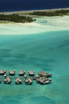 The St. Regis Bora Bora Resort, French Polynesia