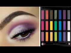 FULL SPECTRUM PALETTE REVIEW & TUTORIAL | HollBarnes - YouTube