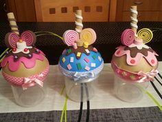 bomboneras cupcakes by Maite