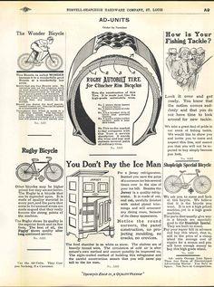 1910 ADVERTISEMENT Wonder Rugby Shapleigh Bicycle Diamond Edge Hammer Ad Units