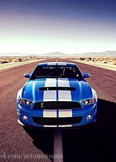 Ford Mustang / Только машины