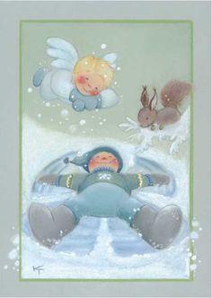 Kaarina Toivanen Series: Snowflake story