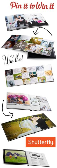 Don't miss this giveaway with Shutterfly - PIN it to WIN it! Want a chance to win a Premium 8×11 photo book with genuine leather cover and 20 layflat pages? (119.99 value) Click here for ALL the fun details. http://www.theperfectpalette.com/2012/10/sponsored-post-giveaway-shutterfly.html#